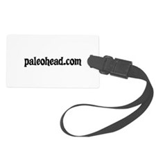 Paleo Power Horizontal Luggage Tag