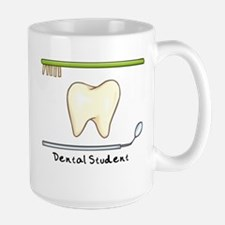 Dental Student-tooth, explorer, mirror flattened.p