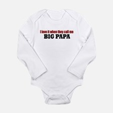 Big Papa Body Suit