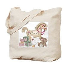 Toy Collection Tote Bag