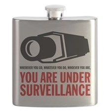 You Are Under Surveillance e1 Flask