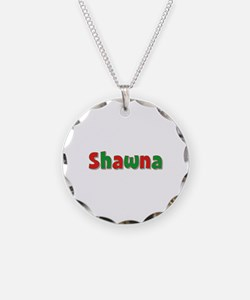 Shawna Christmas Necklace