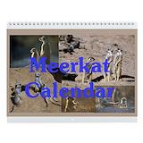 Meerkat Wall Calendars