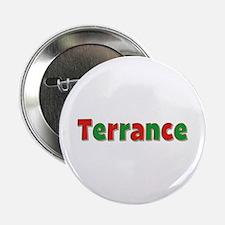 Terrance Christmas Button