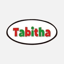 Tabitha Christmas Patch