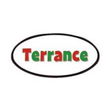 Terrance Christmas Patch