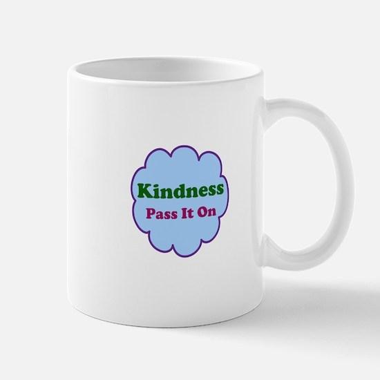 Kindness Pass It On Mug