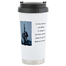 Unique Blessing Travel Mug