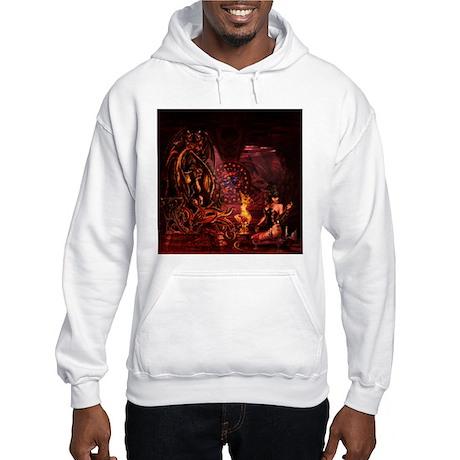 Asenath Hooded Sweatshirt
