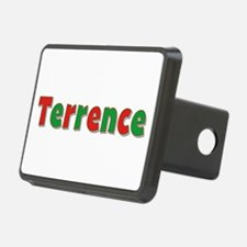 Terrence Christmas Hitch Cover
