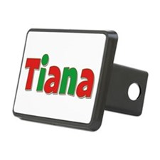 Tiana Christmas Hitch Cover