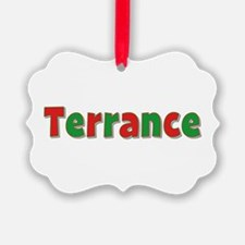 Terrance Christmas Ornament