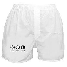 Sugar Glider Lover Boxer Shorts