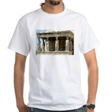 caryotide porch - horizontal.jpg T-Shirt