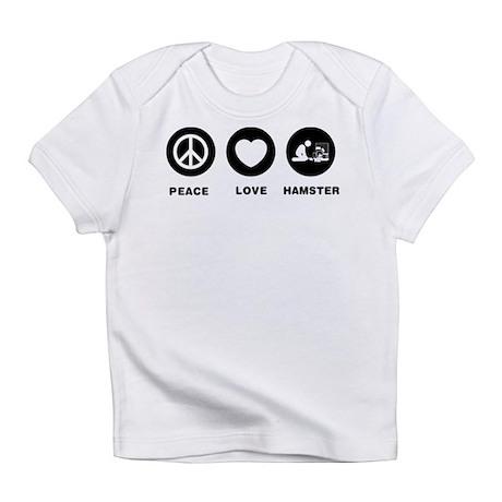 Hamster Lover Infant T-Shirt