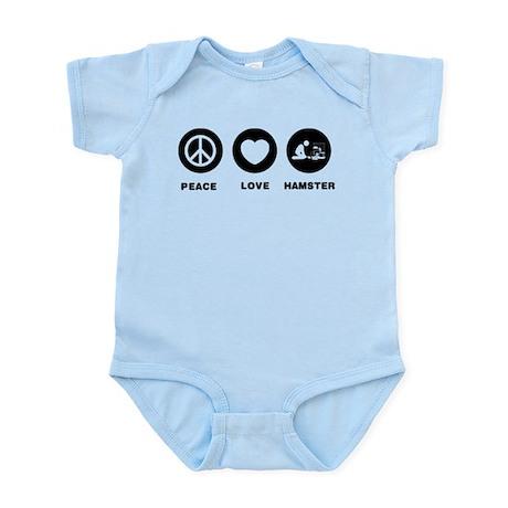 Hamster Lover Infant Bodysuit