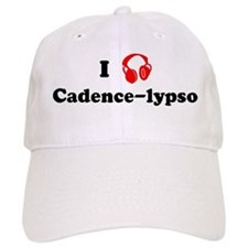 Cadence-lypso music Baseball Cap