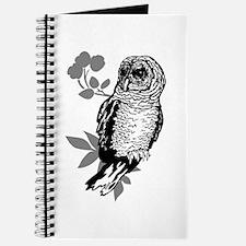OYOOS Owl design Journal