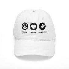 Chinchilla Lover Baseball Cap
