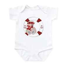 Sailor Bear Infant Bodysuit
