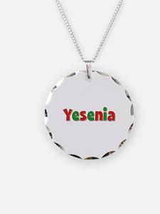 Yesenia Christmas Necklace