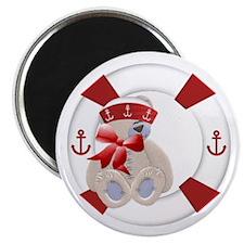 Sailor Bear Magnet