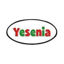Yesenia Christmas Patch