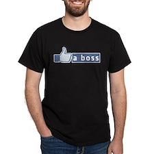(like) a Boss T-Shirt