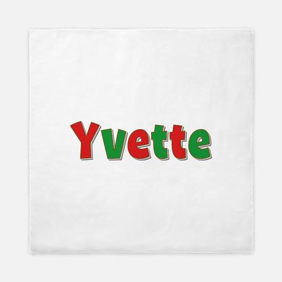 Yvette Christmas Queen Duvet