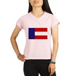 Flag of Georgia 1879-1902 Performance Dry T-Shirt