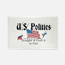 U.S. Politics Bought & Paid 4 In Full Rectangle Ma