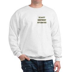Equipment operator Masons Sweatshirt