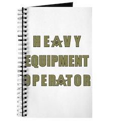 Equipment operator Masons Journal