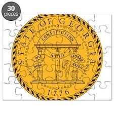 Great Seal of Georgia Puzzle