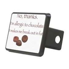 Chocolate! Hitch Cover