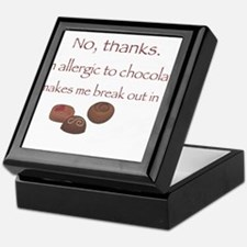 Chocolate! Keepsake Box