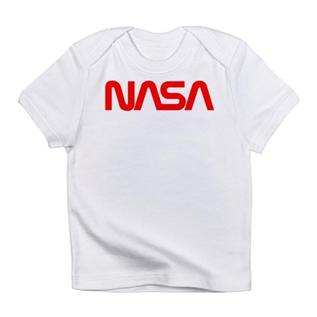 Nasa Spider Logo Infant T Shirt By Usshirtcompany