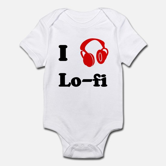 Lo-fi music Infant Bodysuit