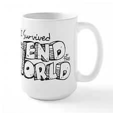 Survived the End 2012 Mug