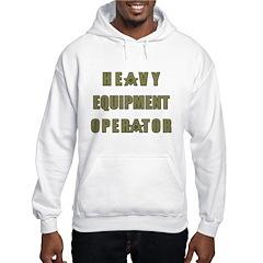 Masonic Heavy Equipment Operator Hoodie