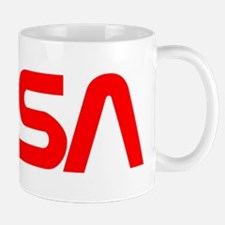 NASA Spider Logo Mug