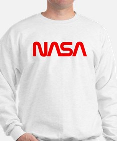 NASA Spider Logo Sweater