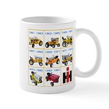 Lineage of IH Cub Cadet Mug
