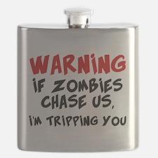 Zombies Flask