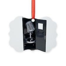 Cute Broadcaster Ornament