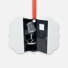 Unique Audio Ornament