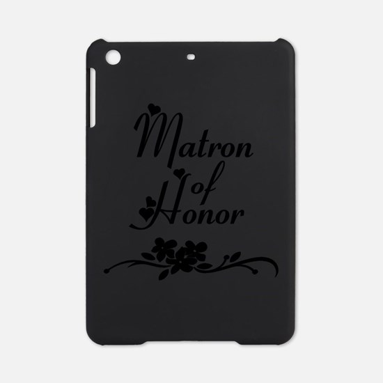Matron of Honor iPad Mini Case