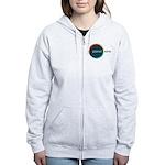 Planet Soho Women's Zip Hoodie