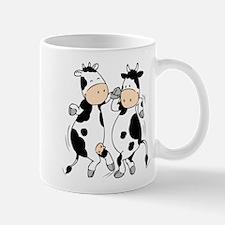 Mooviestars - Dancing Cows Mug