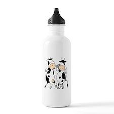 Mooviestars - Dancing Cows Water Bottle